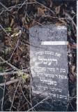Ruchel/Rachel daughter of Moshe Mahr/Mayer? and wife of Shmuel Chaim MANDEL
