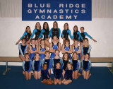 Blue Ridge Gymnastics  11-06