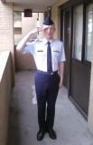 Caleb's Air Force Adventures
