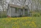 Old school office, Fieldale, VA