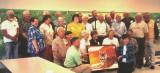 Graceville High School class of '57 - 50 year reunion