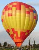 Balão de ar quente /|\ Balloon