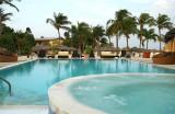 Bucuti's New Pool