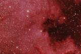 Telescopic View of NGC7000