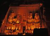 Abu Simbel. Lumiere sans Son