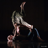Yu Dance Theatre, Blurred Borders, San Diego
