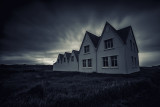 the house in Straumur  Iceland