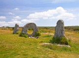 IMG_2725.jpg Men-an tol Megalithic (bronze age) - (Men-an-tol mean stone with a hole in Cornish) - Madron - © A Santillo 2010