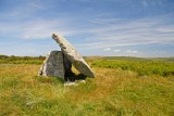 IMG_2742.jpg Mulfra Quoit Neolithic chambered tomb (dolmen) 2500BC - Mulfra Hill Penwith - © A Santillo 2010
