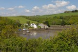 IMG_4281.jpg River Lyhner, Tidal Mill & Mill Pond from Forder lake - Saltash - © A Santillo 2013