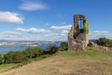 img_6562.jpg View of Plymouth Sound, Plymouth and Drake's Island - Mount Edgecombe Park - © A Santillo 2014