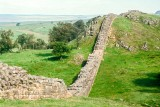 A_583_R_42-Edit.jpg Hadrians Wall Walltown Craggs - Wall - looking E towards turret 45a - © A Santillo 1993