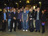 Students and SYSPRO staff