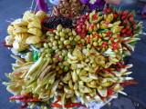 Fruit snacks at Old Quarter