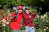 McKinley Park Rose Garden Prune a Thon 05 03 14