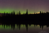 Pigeon River Northern Lights