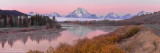 Oxbow Bend panoramic blend