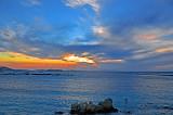 60_The Aegean Sea at dusk.jpg