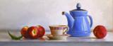 Teapot 10 3/4 x 26 1/2
