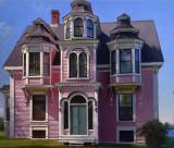 3. Pink Victorian 19 1/4 x 22 3/4