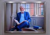 Portrait of Dean Harry Attridge