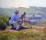 painter, Monhegan
