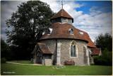 The Round Church Lt  Maplestead