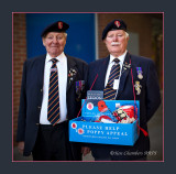Remembrance Day Colchester 2014