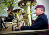 Band of The Parachute Regiment 15May 2016
