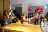 Celebrating Alexis' First Birthday