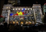 Vivid 2013, Customs House, Sydney