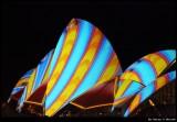 Sydney opera House, Vivid 2013