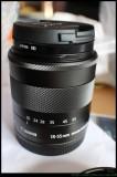 EF-M 18-55mm lens