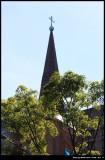 St James Church - spire