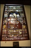 St James Church - Stained Glass Window