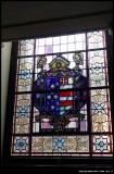 St James Church - Bishop Broughton glass window