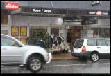 Open 7 days - even in the Rain