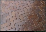 Tessellated pavers