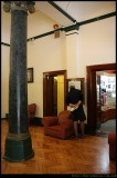 Jenolan caves house - foyer