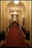 Jenolan caves house - Hallway