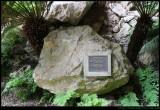 Centary plaque - Jenolan Caves