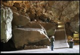 Jenolan Caves - inside the Grand Arch