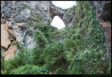 Charlotte Arch at Jenolan Caves