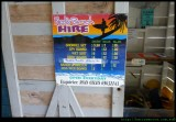 Ned's beach - hire details