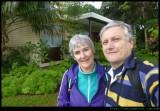 Lord Howe Island - outside the broken banyan villa