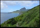 Lord Howe Island - at Clear place looking south