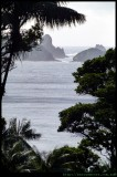 Lord Howe Island - Looking north to Admiralty Islands