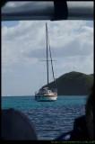LHI - lagoon and sail boat