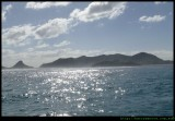 Lord Howe Island - looking north west from lagoon
