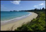 Lord Howe Island - main beach and Lagoon